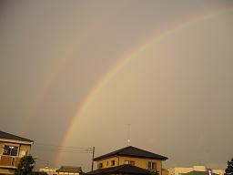 八千代の虹