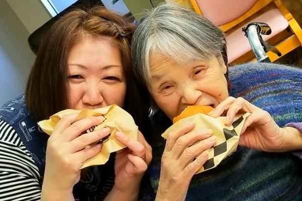 横島さんと重田さん